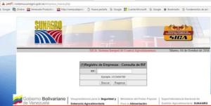 Web Sunagro