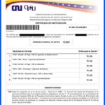 ¿Cómo sacar el Certificado de Participación OPSU?