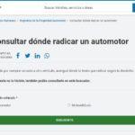 ¿Qué Registro Automotor me corresponde?