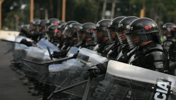 requisito policía